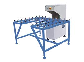 Abrasive Belt Glass Edging Machine
