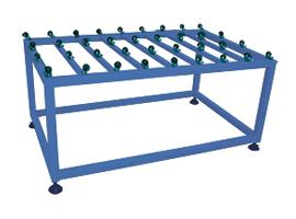 Glass Conveyor Table